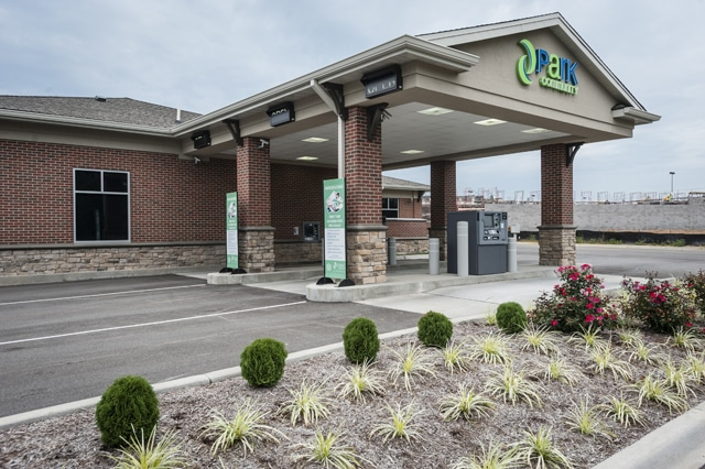 Park Community Credit Union - Louisville, KY Do you have a drive through and ATM/ITM options? Great, because my kid is asleep in the the car seat!